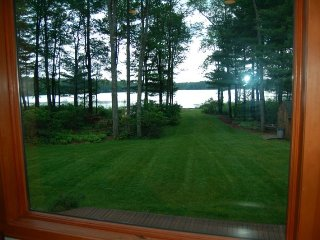 View from Family Room Window