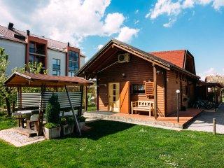 Apartmaji Brunarica - Apartment I, Moravske Toplice