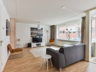Two Bedroom Apartment with Private Terrace De Pijp, Amsterdam
