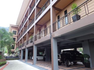 Single apartment in a new condo Kamala
