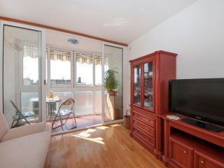 Apartment City Walk - Comfort One Bedroom Apartment with Balcony and City View, Split