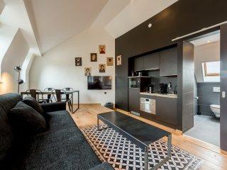 Smartflats Sablon 401 - 1Bed - Sablon area, Brussels