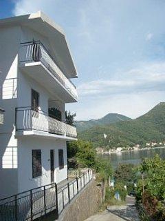 great apartments close to beach near Tivat sleeps8