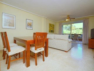 Beachfront 3 Bedrooms Apartment in peaceful greeny area with dunes