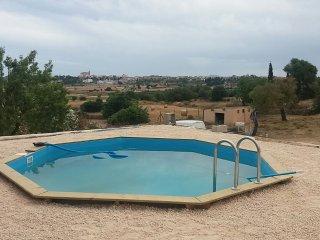 Casa con piscina en Santa Margarita, Maria de la Salut