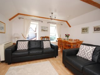 Juniper Cottage, at the heart of old Seahouses