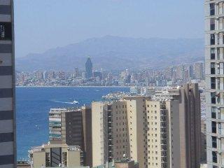 Appartement avec vue sur la mer et Wifi