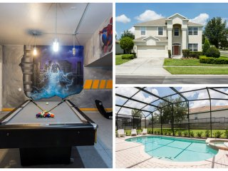 2 Miles to WDW / Gated Super Resort with Waterpark / Pet Friendly / Free WIFI