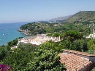 Casa al mare immersi nel verde panoramica, Gaeta