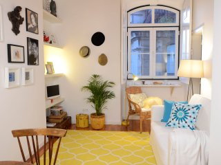 Bright & Romantic Flat in Baixa - Alfama, Lissabon