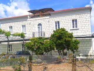Stone house near UNESCO heritage city Trogir, Donji Seget
