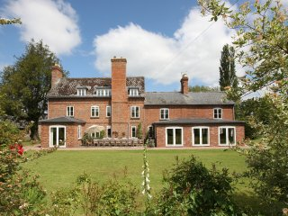 Monnington House nr Hereford,  Herefordshire, Monnington-on-Wye
