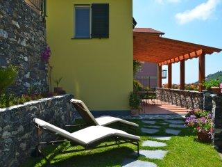 Villa Limoni Terrace Garden near Portofino 5 Terre, Leivi