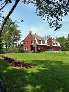 Visit FDR's summer home in Campobello State Park.