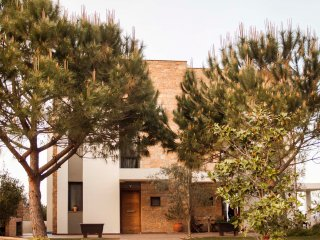 Villa Rose, Paliouri