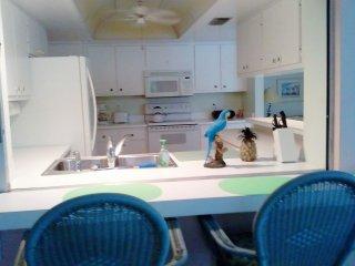 Kitchen from Lanai