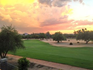 3 Br 3 Bath Home On Kierland Golf Course, Phoenix