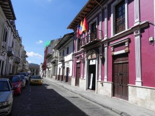 APARTMENT IN HISTORICAL CENTER OF CUENCA