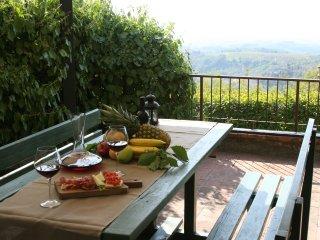 Casa Vacanze Chianti style per vivere la Toscana (brunello), Tavarnelle Val di Pesa