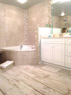 Customized Master Bath