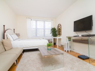 Fully Furnished Studio Apt ~ Union Square