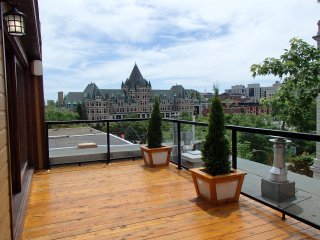 Penthouse Old Port Montreal / Spa