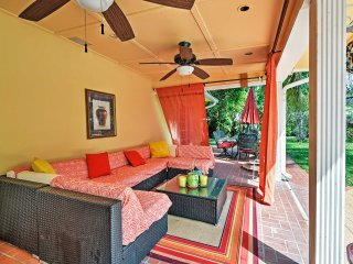 Fort Lauderdale House w/ Pool & Fishing Dock!