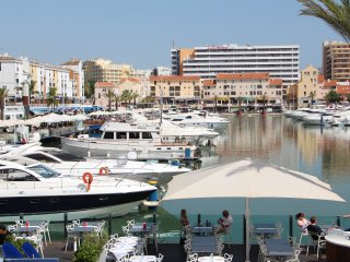 Apartment with stunning views to Vilamoura Marina