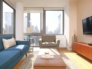 Bright and Beautiful 2 Bedroom, 2 Bathroom New York Apartment, Nueva York