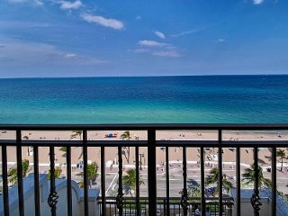 Oceanfront Studio At The Atlantic Hotel & Spa, Fort Lauderdale