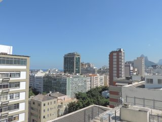 3 Bedroom by the Beach with Fantastic View - #352, Río de Janeiro