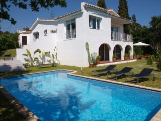 Luxury boutique villa for rent in Marbella, Spain