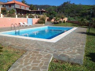 Solar do Pargo - com piscina privada e vista mar, Ponta do Pargo