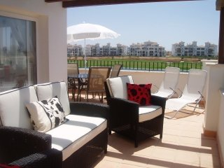 2 Bed luxury apartment on 5* golf resort, Murcia