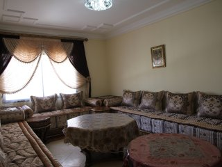 Appartement Haut Standing Tanger Malabata vue mer, Tangier