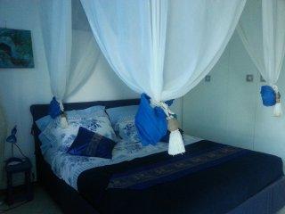 Studio Bleu Marina Flat