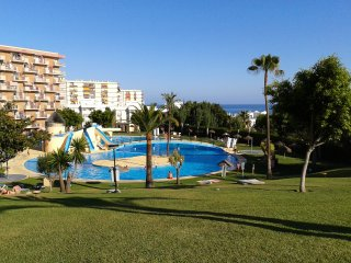 Apartamento con vistas al mar, Benalmádena