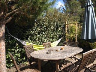 Appartement en Provence avec piscine, Peypin