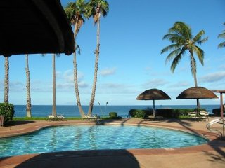 Fabulous One Bedroom Oceanview Tropical Vacation Getaway ~ RA79443, Maunaloa