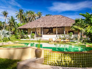 Baan Thamarchat 8 guests villa & swimming pool, Ko Phangan