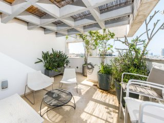 Rothschild luxury duplex - Sea N' Rent, Tel Aviv
