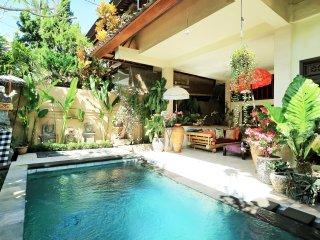 The Private House 2BR with pool, Ubud