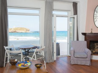 Grotta Sognare One-Bedroom Apartment Sea Front, Ciudad de Naxos