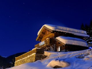 Chalet Barragiste, Courchevel