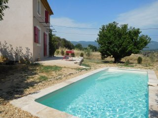 Le Petit Mas des Hauts de Beyssan, piscine  privée, Gargas
