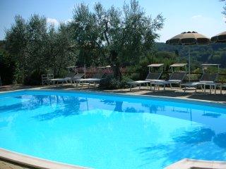 appartamenti per vacanze vicino POGGIBONSI