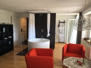 Poolsuite Schiller Nideggen 1 Room + Gardenroom