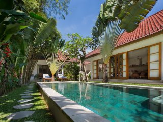 Villa Puri Pura (3 bed, chef, butler, housekeeper)
