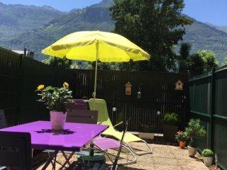 Jolie location à Luz St Sauveur, classée ***  PRÊT des SKIS GRATUIT