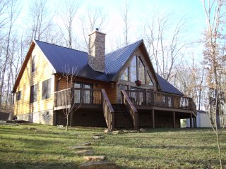 Private Cabin near Chattanooga and Soddy Daisy, TN, Dunlap